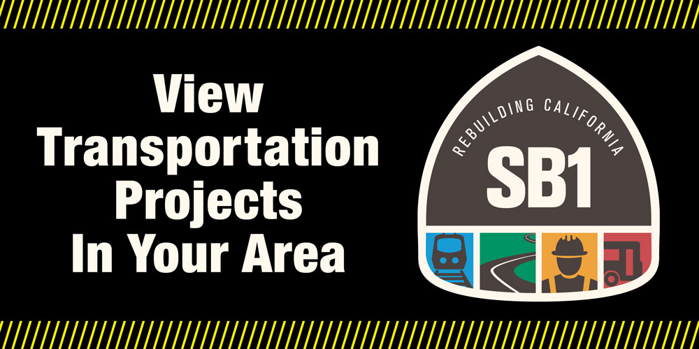 View Transportation Projects in your Area