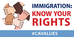 Immigration: Know your right